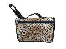 Hot new products for 2015 Anti-rolling baby diaper bag,changing mat. Leopard