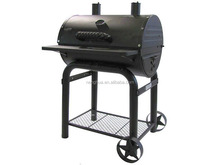 barbecue star grill, smoker grill with double chimney