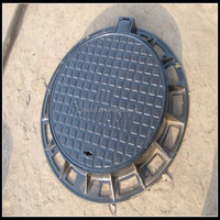 cast iron canal cover, cast iron manhole cover price
