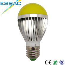 alibaba hot products smd5730 led light bulb e27 5w with magic color green, red, yellow, blue bulbs, stock available