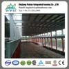 Environment friendly prefab steel structure warehouse