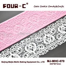 Fondant Cake Lace Mat Silicone Cake Mold Decoration for Cake Baking