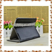 PU leather case for iPad mini 2 with convenient design