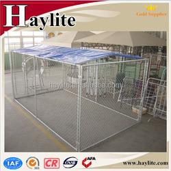 galvanized dog kennel outdoor dog kennel fence panel for sale