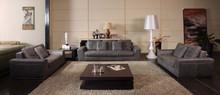 2015 modern full top grain leather sofa design HD236 in foshan