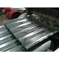 supply colorfull galvanized metal roof tile