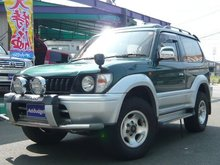 1996 Second Hand Cars Toyota Land cruiser /SUV/RHD/Gasoline/87,235km