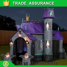 New design customize inflatable Halloween haunted house