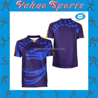 Attraction shirt striped jersey focusing on custom soccer jersey