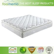 Hotel Use custom bonnell spring queen bed mattress
