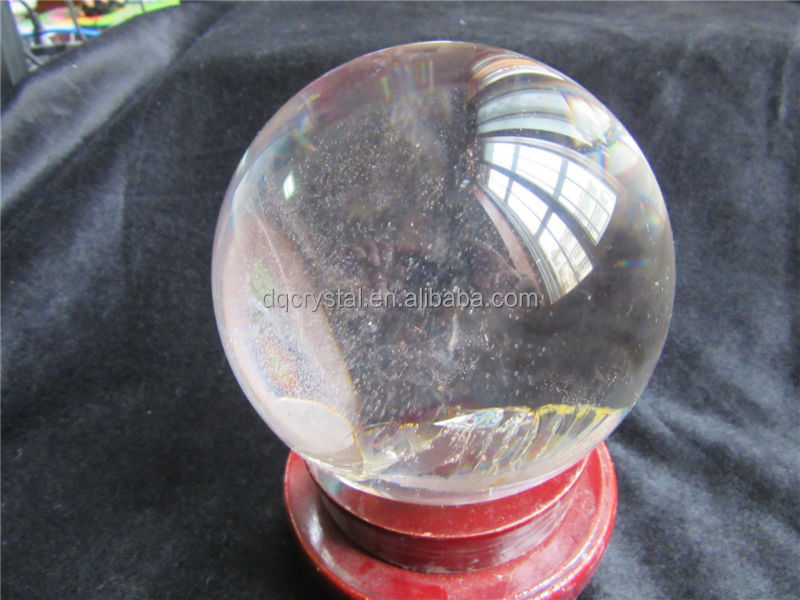 Clear glass ball sphere for christmas decoration buy