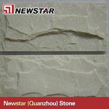 Newstar natural stone culture stone slate mushroom tile
