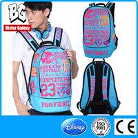 BBP406 Outside the school backpack 2015 European wind women leisure canvas backpack bag