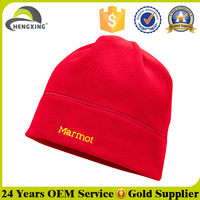 High Quality Real Polar Fleece Beanie