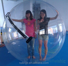 giant inflatable clear water ball for sale