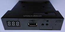 Utiles boîte de Machine à broder sfr144-u100k, Lecteur de disquette USB émulateur
