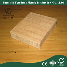 Eco Friendly Bamboo Panel With Customized Color Natural Color