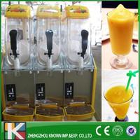 carbonated slush machine/slush puppy machine parts/ice slusher machine