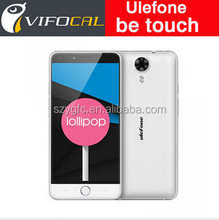 """Original Ulefone Be Touch 5.5""""HD Android 5.0 4G LTE Mobile Phone MTK6752 Octa Core 3GB RAM 16GB ROM 13.0MP Camera cell phone"""