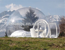 New Outdoor Champing Bubble Tent Clear Inflatable Lawn Tent