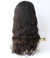 Wholesale Price Kosher Virgin Hair European Jewish Wigs For Orthodox Women