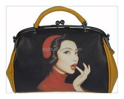 2015 Hot selling latest fashion women bag