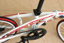 2015 Good look aluminum alloy folding bicycles ,factory price from china