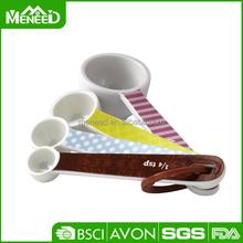 Different sizes melamine plastic milk powder measuring spoon, 10g plastic measuring spoon