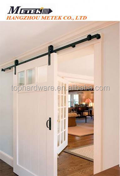 How soundproof are barn doors ask home design for Cheap sliding closet doors