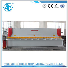 Hydraulic Shearing Machine 6mm thickness 6000mm length