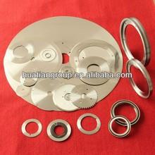 circular paper cutter blades rotary paper cutter knife round cutting blades