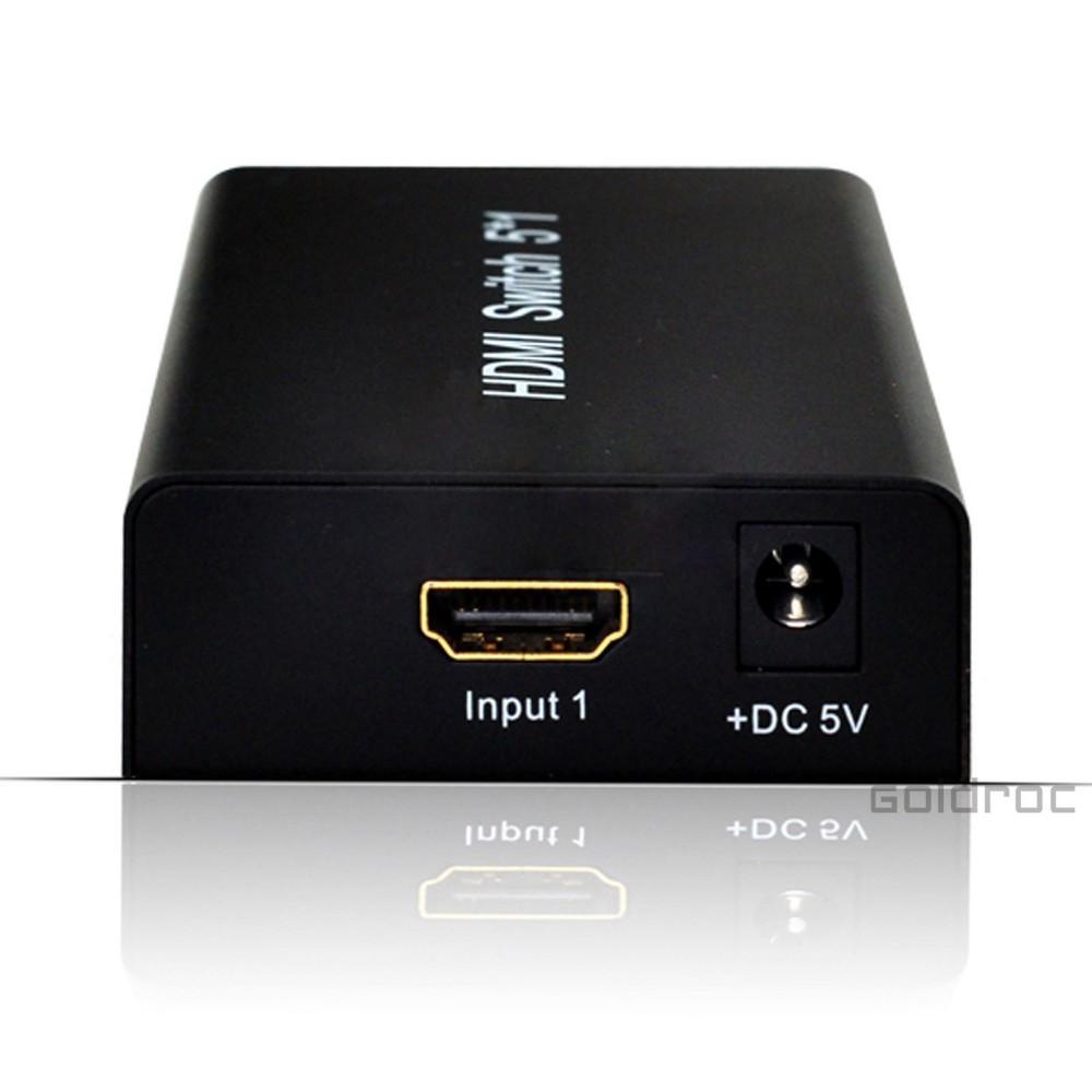 HDMI Brand new 5 1080 P 5 x 1 HDMI HDTV DVD HDSW0501M