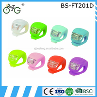 HOT !!! led Warning Light battery lamp for bicycle