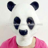 Party gift panda head mask/Animal head mask/Panda mask