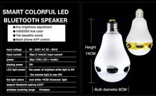 music Group Timer WiFi LED Bulb RGB bluetooth led Belgium Best quality Hot Sales with RGB for office building