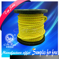 8 strand durable pp/pet mixed clothes hang rope