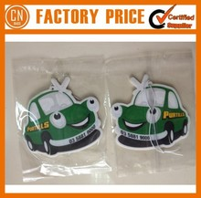 Custom And Fashion Cotton Paper Air Freshener Any Fragrance Are Avaliable