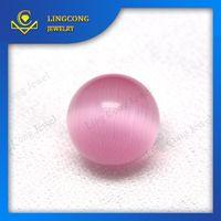 high quality free sample loose kundan beads with hole