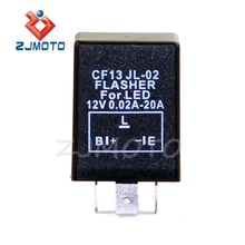 ZJMOTO CF13 JL-02 MOTORCYCLE LED FLASHER LIGHT RELAY 12V