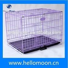China wholesale Hot Sale Purple Dog Kennel