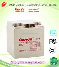 Rechargeable 12v 24ah lead acid battery UPS battery