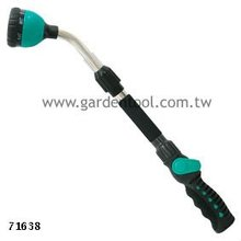 Garden Watering Telescopic Multipurpose Spray Lance