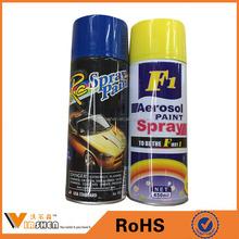 Promoción de ventas barato pintura de aerosol venta al por mayor / espejo de plata de pulverización de pintura