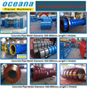 Roller suspension type Reinforced Concrete Pipe, concrete pipe making machine