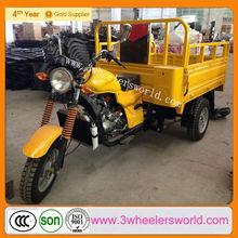 Hot selling 200CC three wheel cargo motorcycles