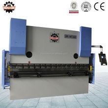 cnc hydraulic sheet metal press brakes/ stainless steel bending machine