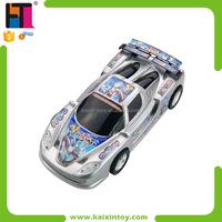 Samll Go Karts Cheap Plastic Diecast Model Car With EN71