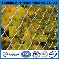Newest hot selling chain link fence post diameter