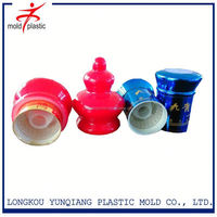 Screw Cap Type Aluminum Cap