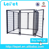 hot sell outdoor dog house , iron dog kennel , dog cage for sale